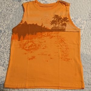 Faded Glory tropical tank top